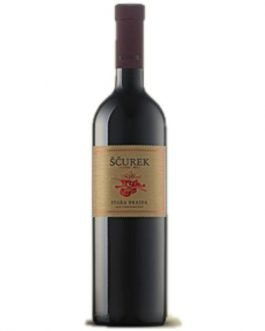 Vino tinto Scurek Stara Brajda Rdece (Old Vineyard Red) 2015
